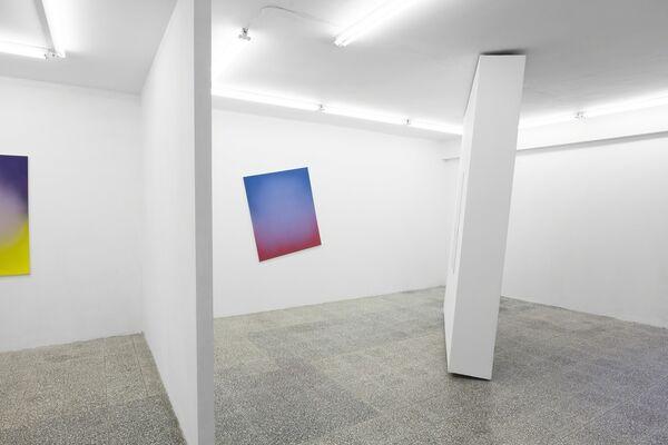 Karolina Bielawska - Drift, installation view
