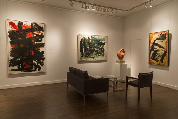 Michael West - Mysticism, installation view
