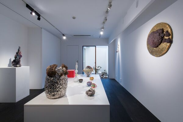 Even if contemporary art ended, installation view