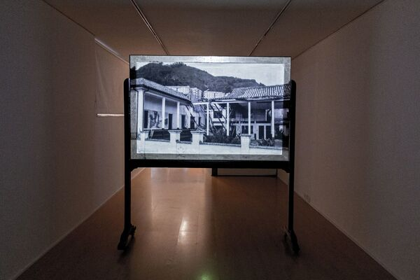 Undo, A project by Luis Carlos Tovar, installation view