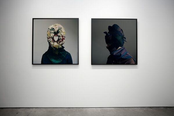 Trine Søndergaard | A Reflection, installation view