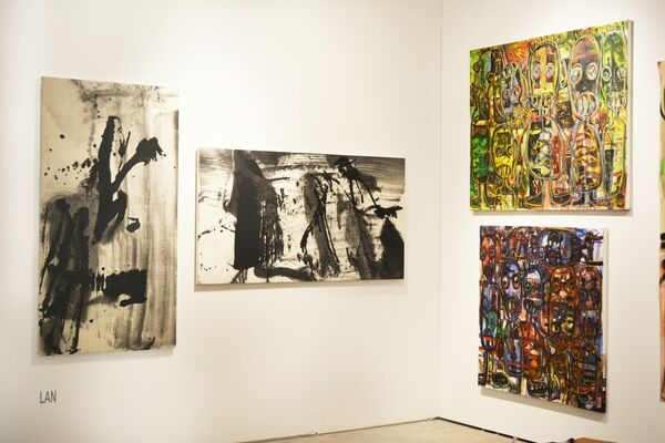 Ethan Cohen New York at Art Miami 2016, installation view