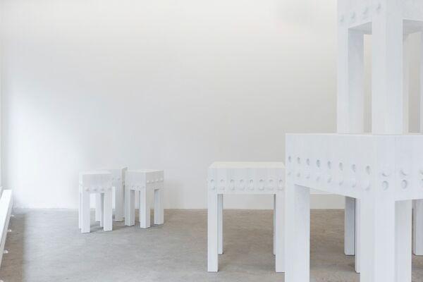MANIERA 12 & 13: Christ & Gantenbein and Bojan Šarčević, installation view