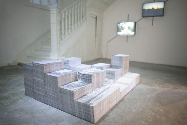 Todo en Orden | Colectiva No.3, installation view