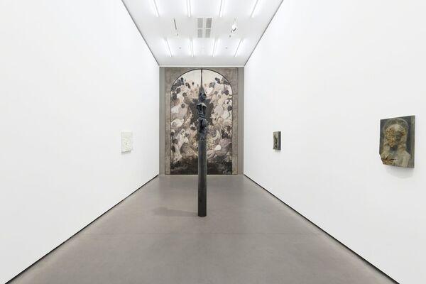 Malafonte, installation view