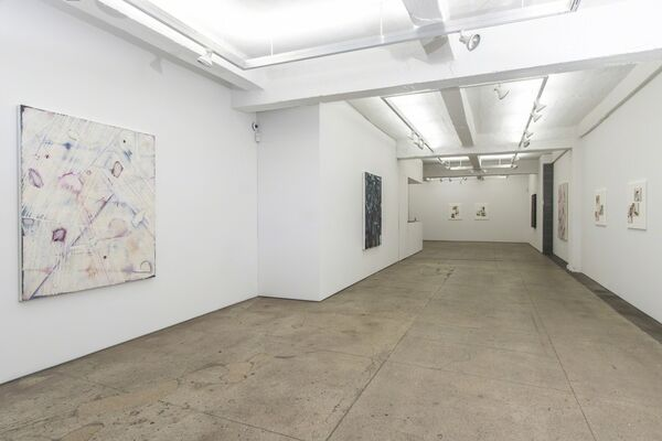 I'll Not Be In Your Damn Ledger, installation view