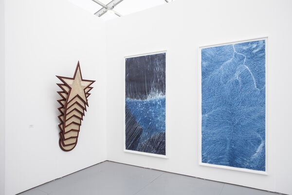 Haines Gallery at UNTITLED Art, Miami Beach 2019, installation view