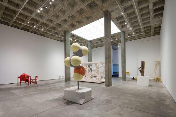 Atelier Van Lieshout: Poly Pluto Pluri, installation view
