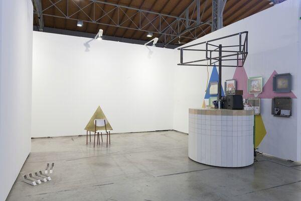 Galerie nächst St. Stephan Rosemarie Schwarzwälder at viennacontemporary 2016, installation view