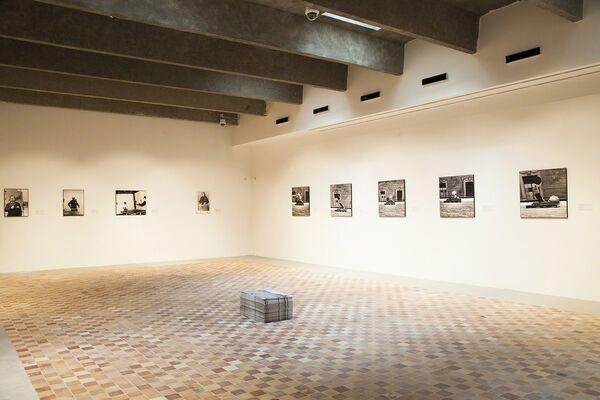 Rirkrit Tiravanija: Tomorrow is the Question, installation view