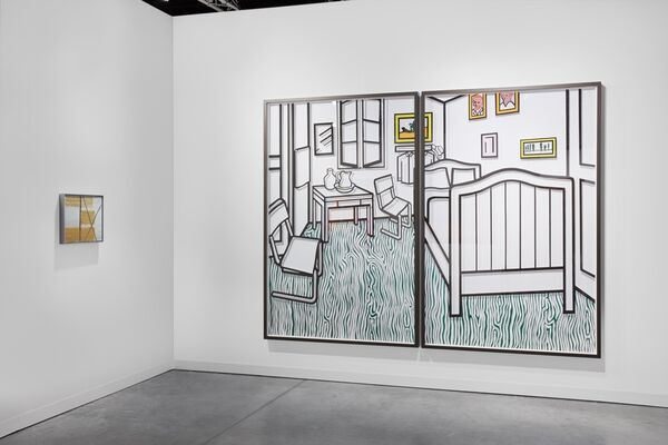 Sean Kelly Gallery at Art Basel in Miami Beach 2019, installation view