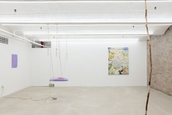 The Changes Wrought, installation view