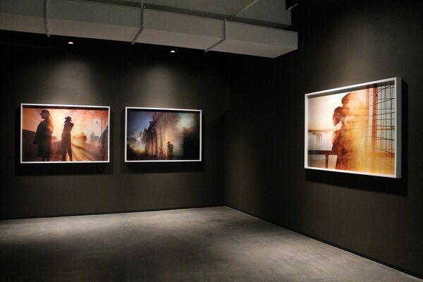 Tracey Moffatt: The Travellers, installation view