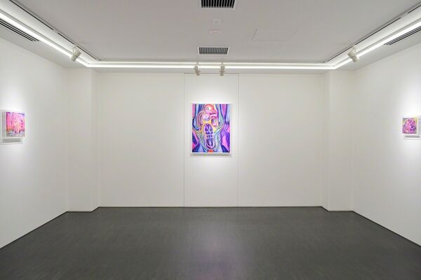 HUANG YUXING: The Lake of Barking Infants, installation view