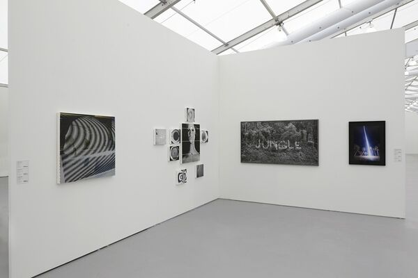 DITTRICH & SCHLECHTRIEM at UNTITLED 2015, installation view