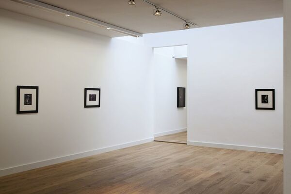 BERLIN, Photography and Carbon Prints by Erwin Olaf, installation view