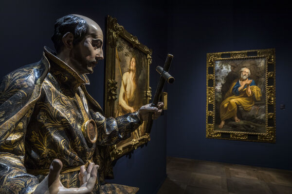 Colnaghi at TEFAF Maastricht 2019, installation view