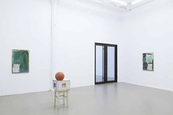 Kenneth Alme - And There Are Oceans, installation view