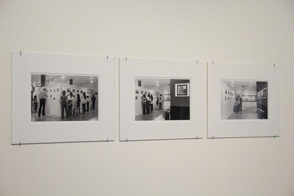 Martin Beck: A Social Question, installation view