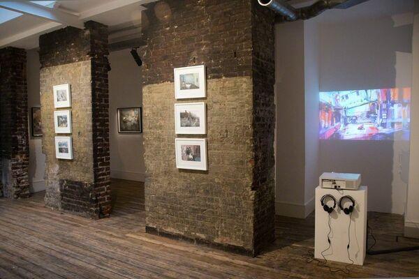 Whistleblower, installation view