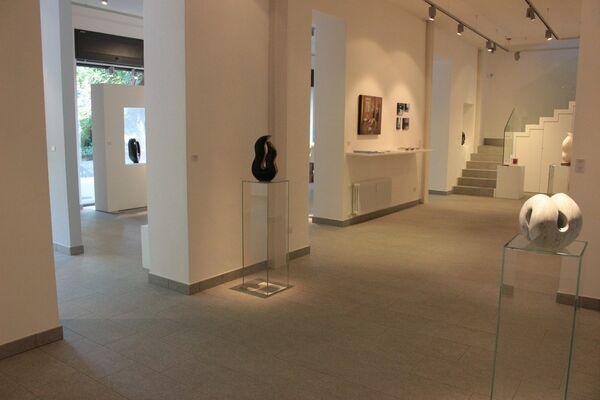 SUSSURRI   Ilaria Del Monte - Jill Höjeberg - Tina Sgrò, installation view