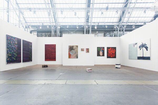 ROD BARTON at Code Art Fair, installation view