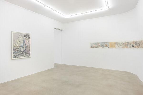 Yun-Fei Ji: Rumors, Ridicules, and Retributions, installation view