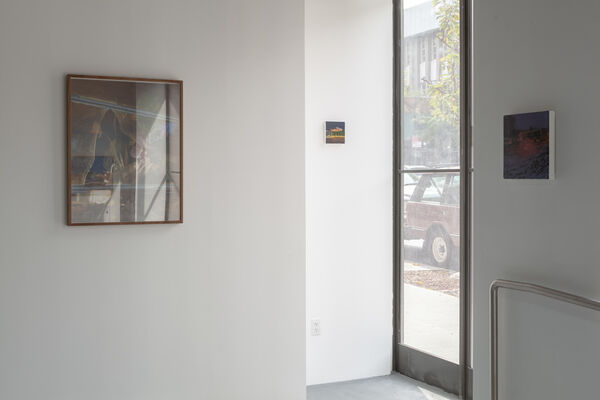 Not Far From Here, installation view