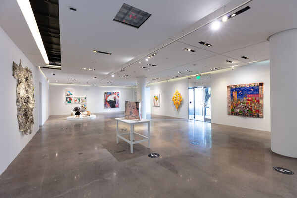 Goodman Gallery x Marianne Boesky Gallery: Collaborative Presentation in Miami's Design District, installation view