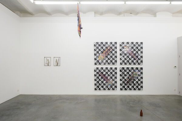 The 4 Gate Connection, installation view