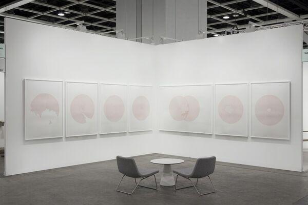 Sabrina Amrani at Art Basel in Hong Kong 2016, installation view