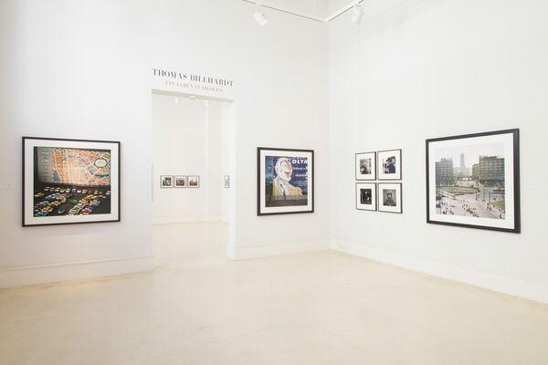 Thomas Billhardt, installation view