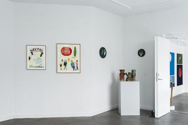 Whistleblow, installation view