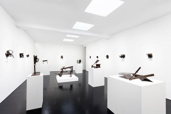 Melvin Edwards, installation view