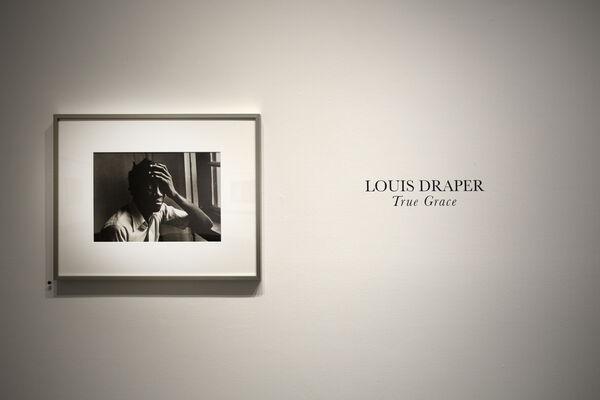 Louis Draper   True Grace, installation view