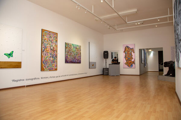 DESTILADO, installation view