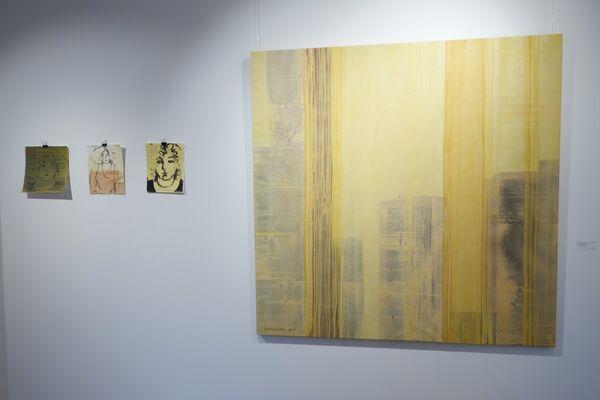Anet Duncan: Stranger in a Strange Land, installation view