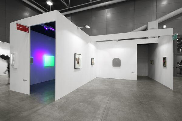Dep Art Gallery  at Artefiera Bologna 2020, installation view