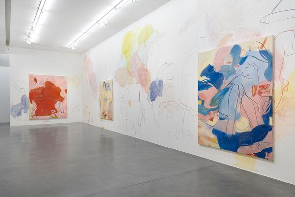 France-Lise McGurn: Percussia, installation view