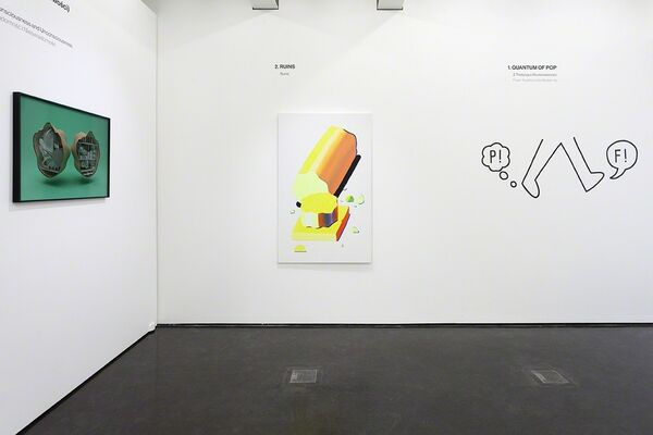 RAFAŁ DOMINIK | After Humans, Before Robots: Top 10 Little Known Stories, installation view