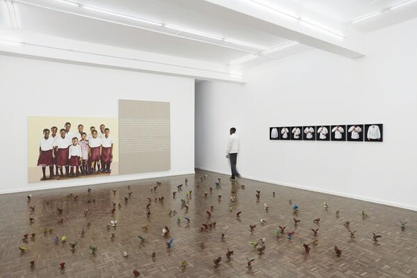 Both, and, installation view