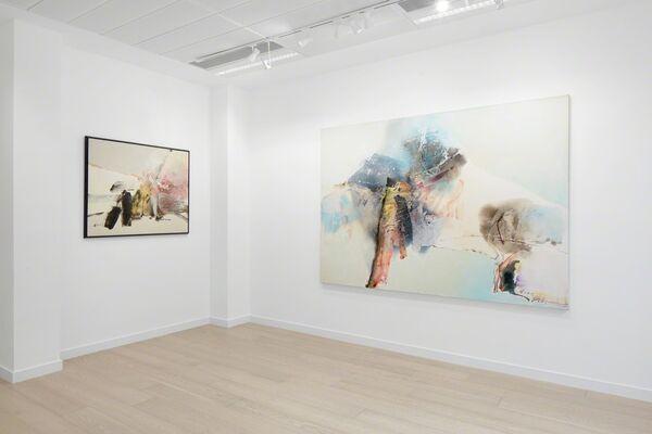 Zao Wou-Ki    Chu Teh-Chun   Che Chuang, installation view