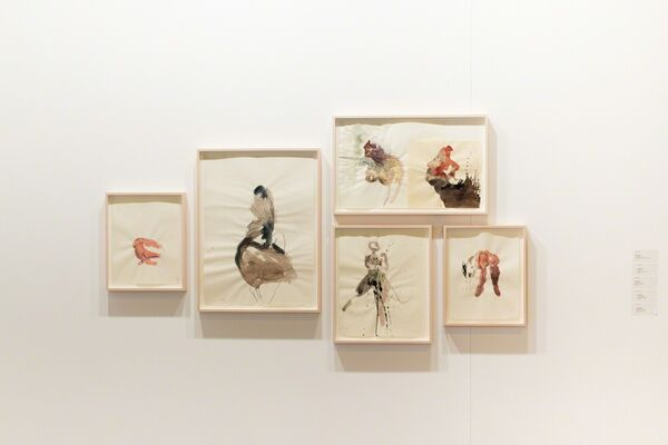 Daniel Faria Gallery at ARCOmadrid 2016, installation view