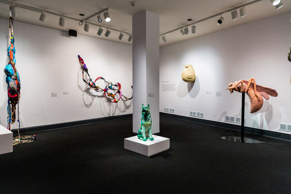 Revival, installation view