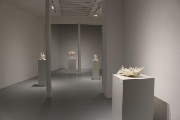 """Les Promesses du Feu"" - Yuki Nara, installation view"