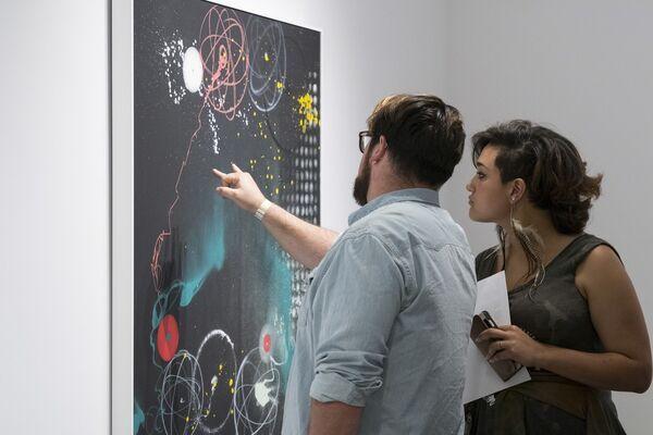 Futura: NEW HORIZONS, installation view