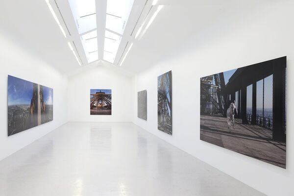 Paola Pivi: Yee-Haw, installation view