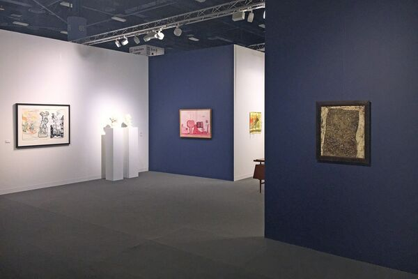 Barbara Mathes Gallery at Art Basel in Miami Beach 2016, installation view