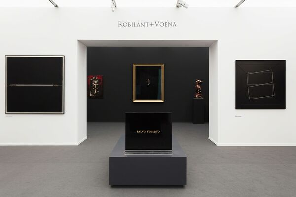 Robilant + Voena at Frieze Masters 2016, installation view