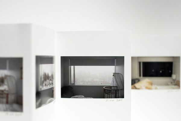 Dwelling: Curated by Alie Smith, installation view